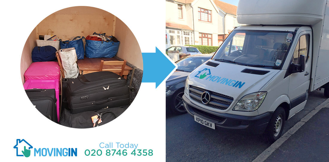 corporate movers SW8