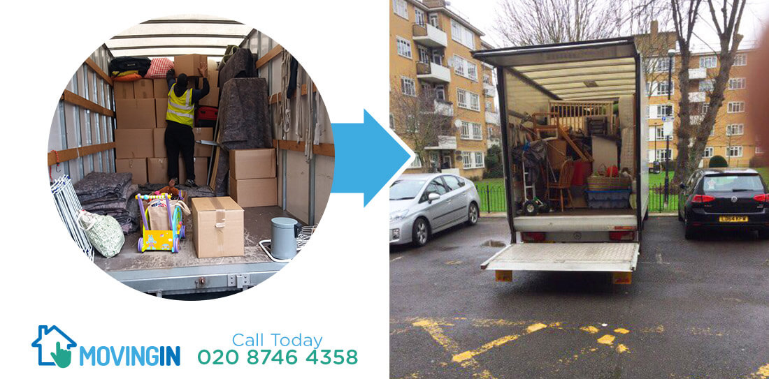 Kensal Green moving furniture NW10