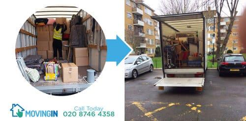 Homerton moving furniture E9