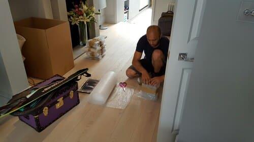 man van removals Leatherhead