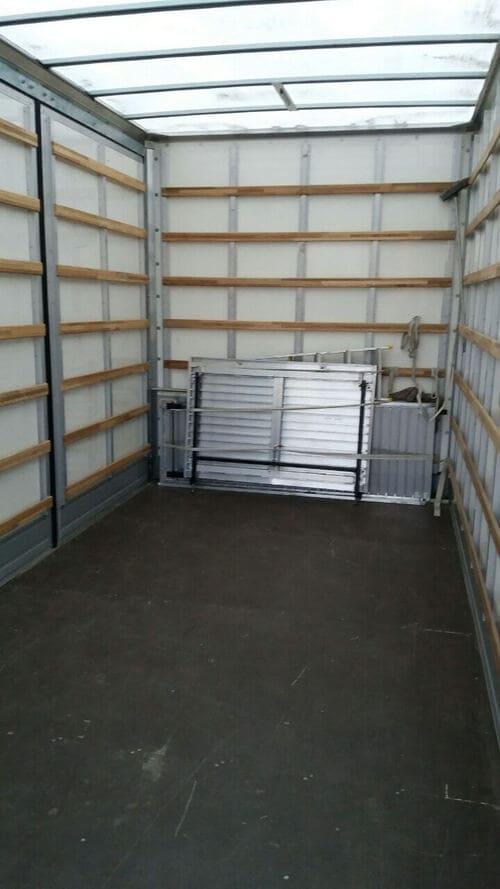moving van SW17