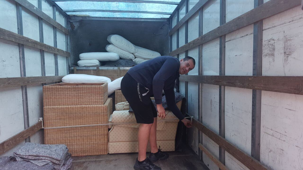 Greenford moving service