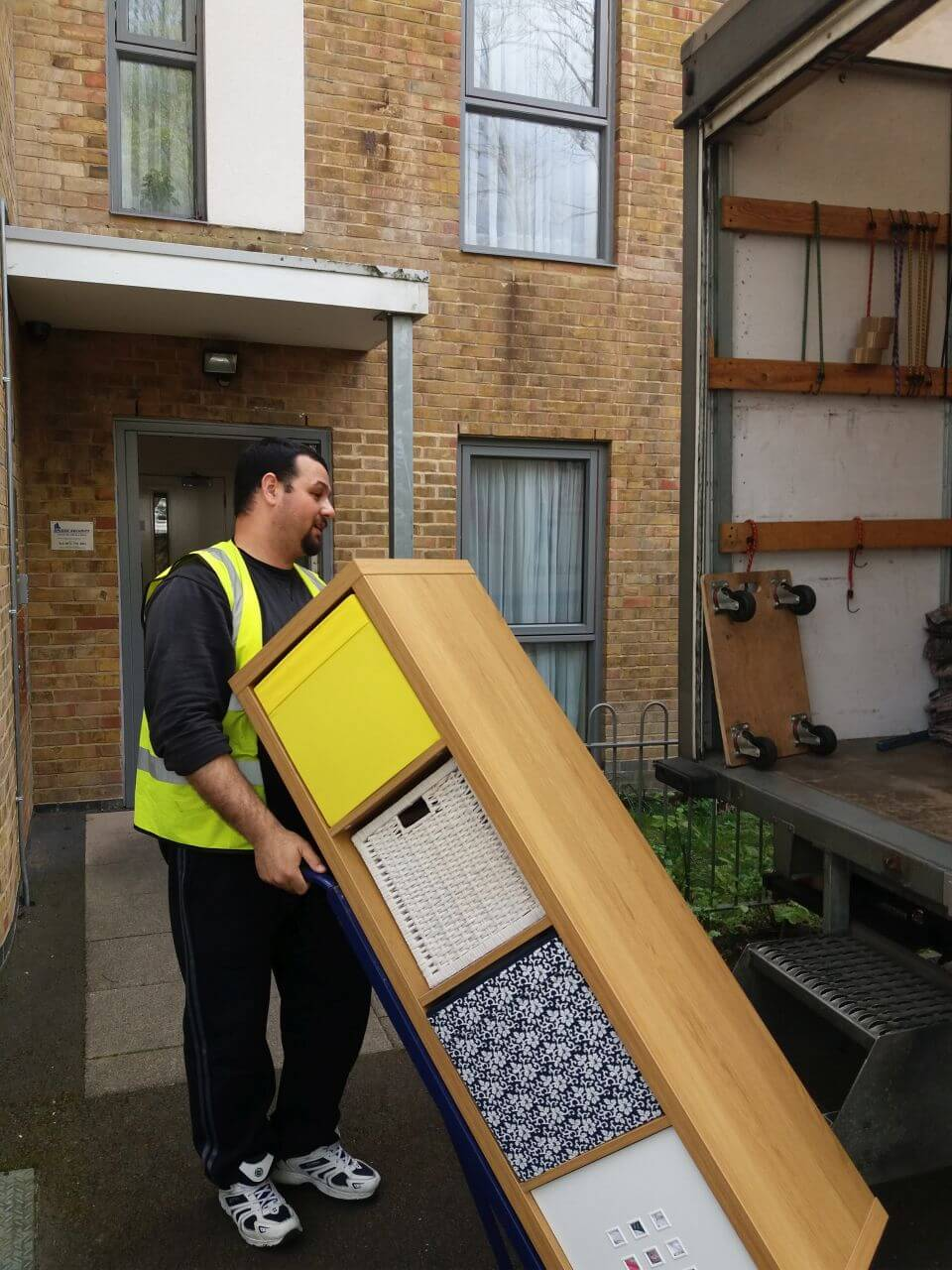 Peckham moving service