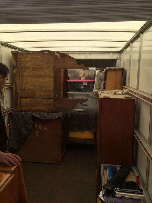 SE2 van removals