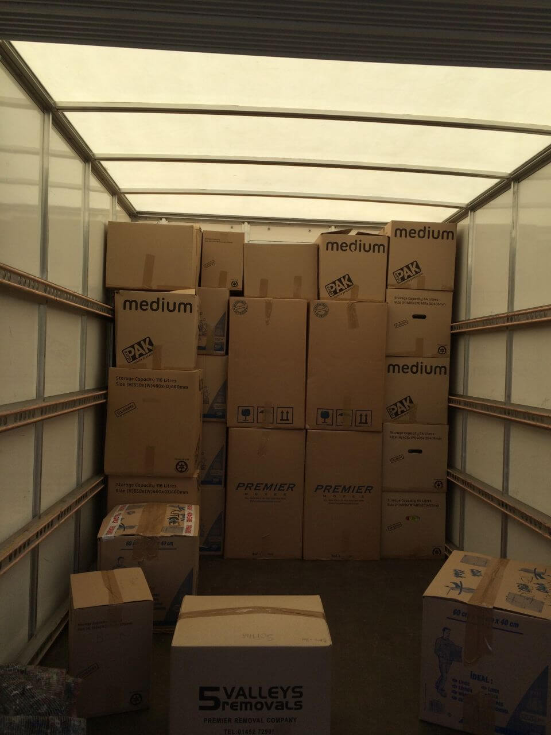 Waterloo corporate moving