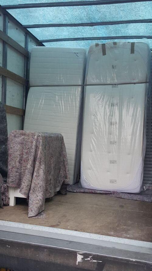 NW10 van removals