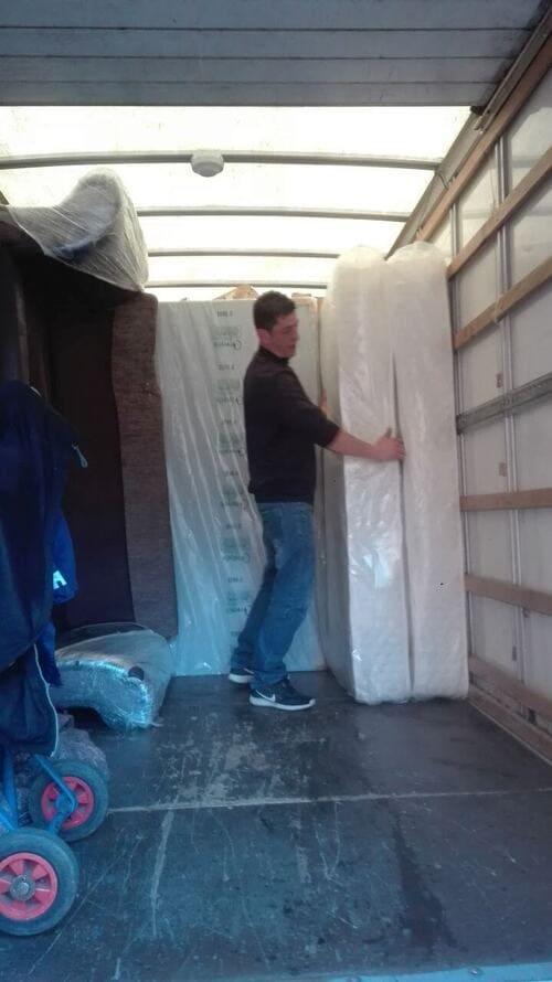 SE18 van removals