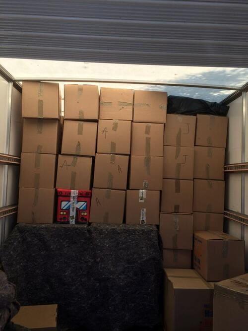 W6 van removals