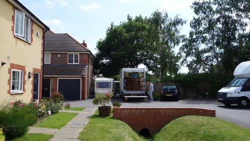Roehampton removal firms